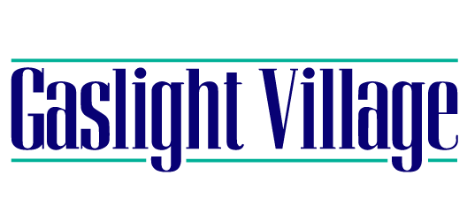 Gaslight Village Apartments logo
